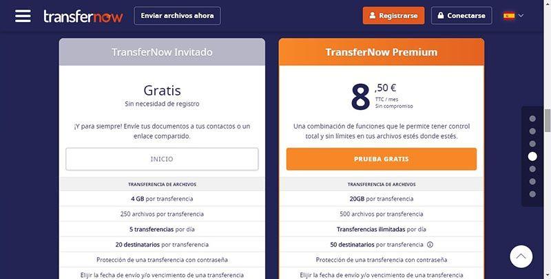 Transfernow - andreacastaneda.com