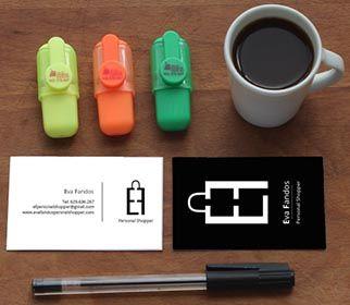 Diseño de logotipo y tarjeta